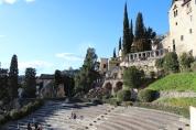 platea teatro romano