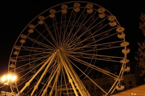 ruota di sera